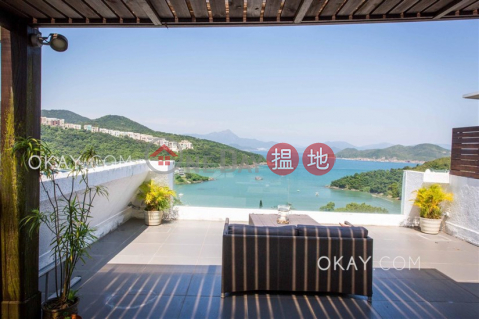 Rare house with rooftop, terrace & balcony | For Sale|Tai Hang Hau Village(Tai Hang Hau Village)Sales Listings (OKAY-S382971)_0