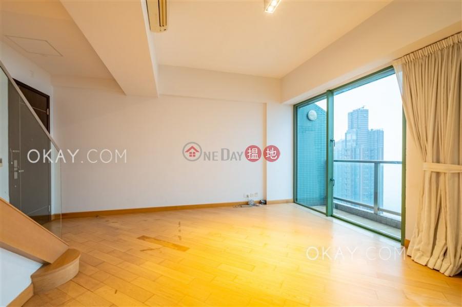 Lovely 4 bedroom on high floor with sea views & rooftop   Rental 9 Rock Hill Street   Western District, Hong Kong Rental, HK$ 115,000/ month