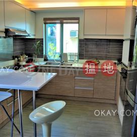 Stylish house with sea views, rooftop & balcony | For Sale|Pui O San Wai Tsuen(Pui O San Wai Tsuen)Sales Listings (OKAY-S386697)_0