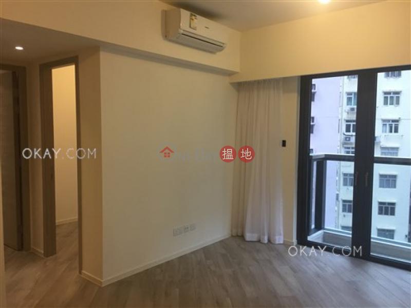 Gorgeous 2 bedroom with balcony | Rental, Fleur Pavilia Tower 2 柏蔚山 2座 Rental Listings | Eastern District (OKAY-R365824)