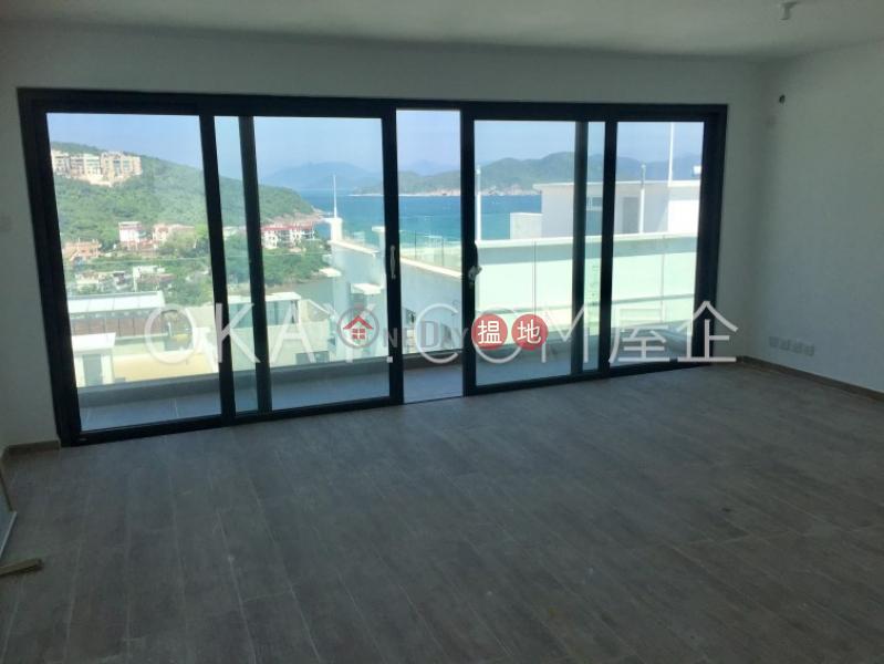 Stylish house with sea views & balcony | For Sale | 48 Sheung Sze Wan Road | Sai Kung Hong Kong | Sales | HK$ 32M