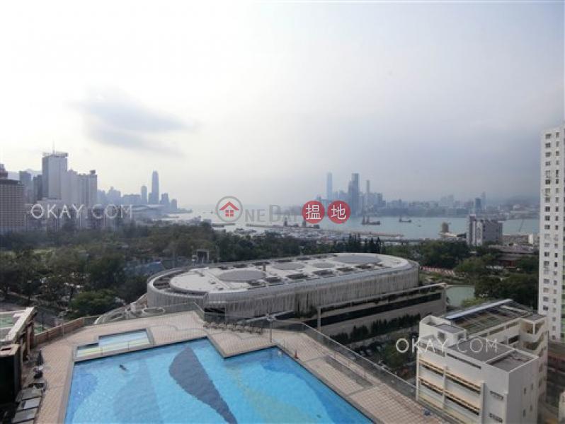 3房2廁,實用率高,星級會所柏景臺2座出租單位-1英皇道   東區-香港 出租-HK$ 57,000/ 月