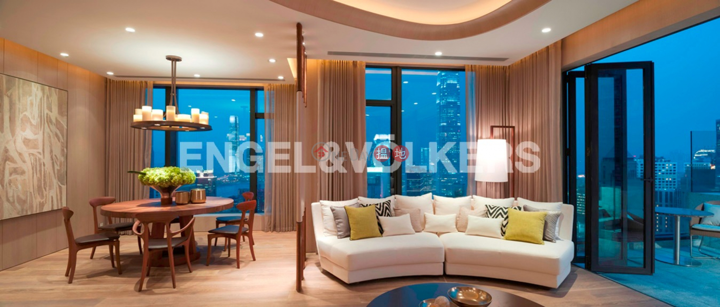 2 Bedroom Flat for Rent in Mid Levels West | Gramercy 瑧環 Rental Listings