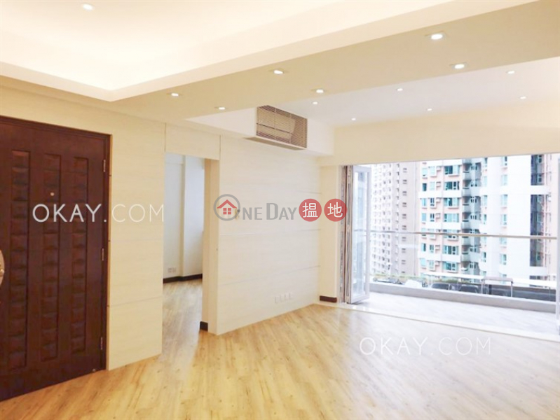 Property Search Hong Kong | OneDay | Residential | Rental Listings | Efficient 3 bedroom with balcony & parking | Rental