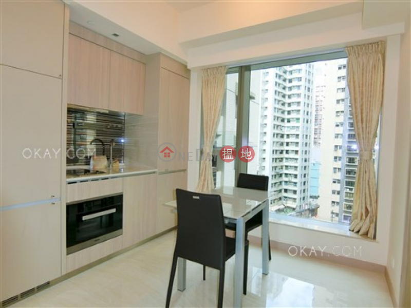 HK$ 9.9M | King\'s Hill | Western District | Generous 1 bedroom with balcony | For Sale