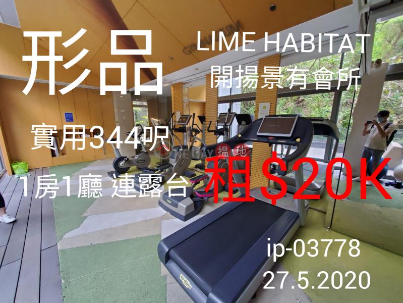 香港搵樓|租樓|二手盤|買樓| 搵地 | 住宅|出租樓盤形品1房連露台,向東北
