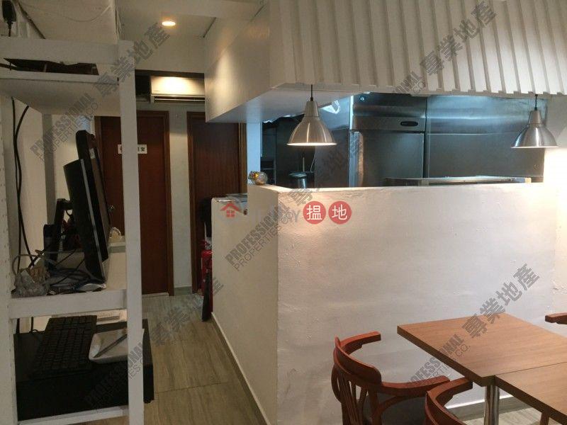 嘉咸街-45-53A嘉咸街 | 中區-香港出租HK$ 26,000/ 月
