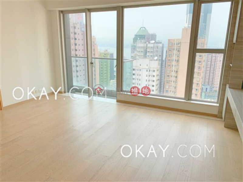 Popular 1 bedroom with balcony | Rental, The Summa 高士台 Rental Listings | Western District (OKAY-R287872)