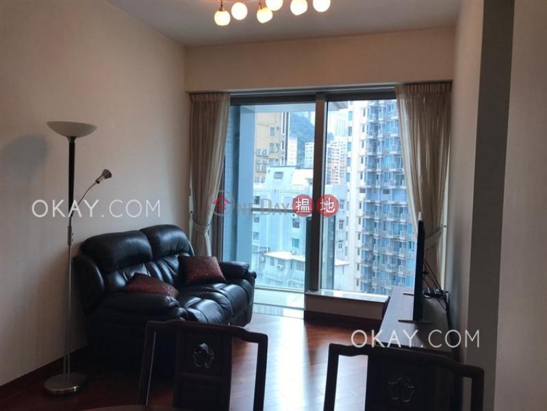 Tasteful 2 bedroom on high floor with balcony   Rental 200 Queens Road East   Wan Chai District, Hong Kong, Rental   HK$ 45,000/ month