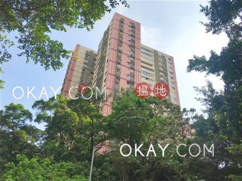 Lovely 4 bedroom on high floor with balcony & parking | Rental|Fontana Gardens(Fontana Gardens)Rental Listings (OKAY-R51011)_0