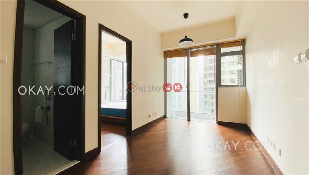HK$ 25,000/ month One Pacific Heights, Western District Cozy 1 bedroom with balcony   Rental