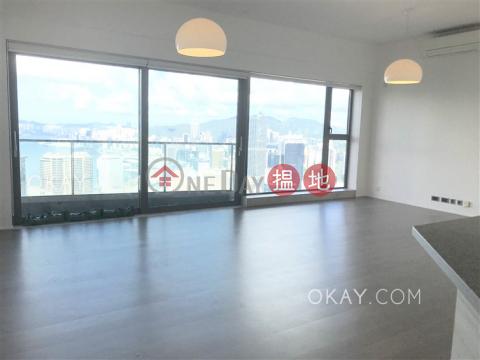 Luxurious 3 bed on high floor with sea views & balcony | Rental|Azura(Azura)Rental Listings (OKAY-R84550)_0