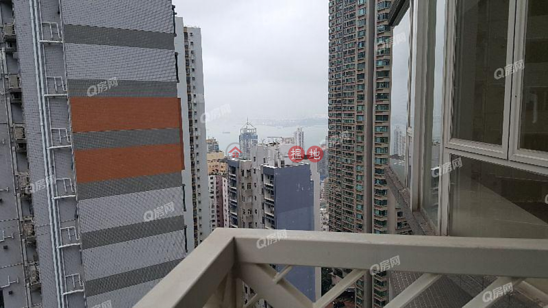 HK$ 32,000/ month The Icon | Western District The Icon | 1 bedroom High Floor Flat for Rent