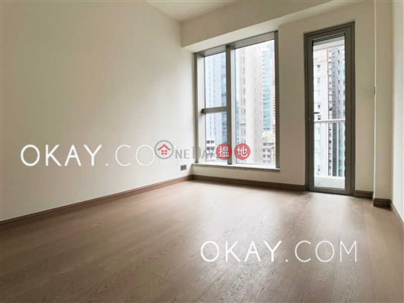 HK$ 50,000/ 月|MY CENTRAL|中區|3房2廁,可養寵物,露台《MY CENTRAL出租單位》