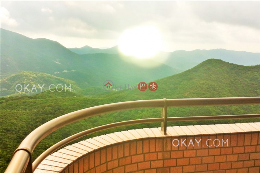 Beautiful 4 bed on high floor with balcony & parking | Rental | Parkview Rise Hong Kong Parkview 陽明山莊 凌雲閣 Rental Listings