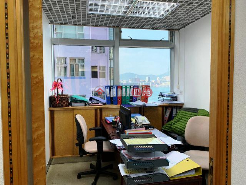 HK$ 126,000/ month, Chinaweal Centre, Wan Chai District, Seaview high floor office in Chinaweal Center for letting
