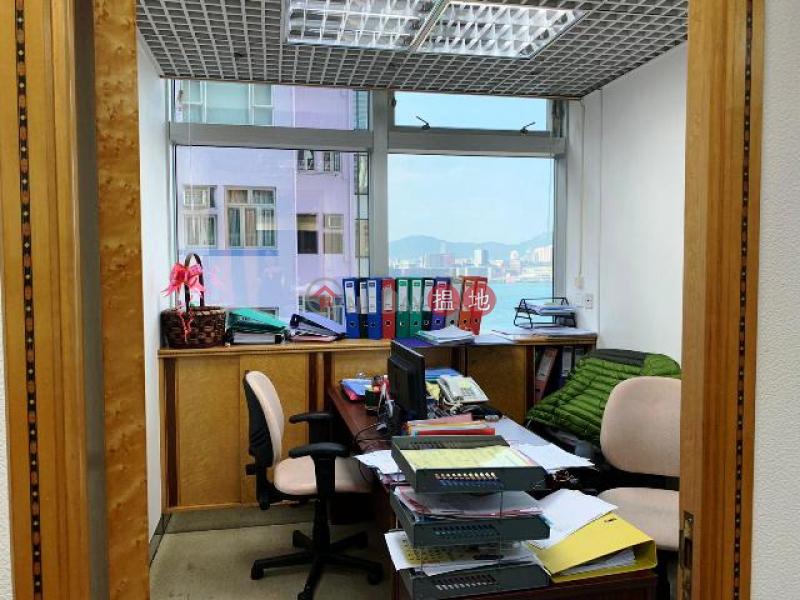 HK$ 126,000/ 月中望商業中心灣仔區|海景 高層 寫字樓 出租