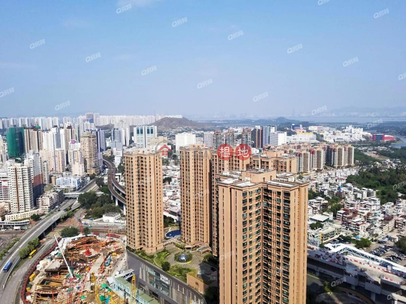 HK$ 705萬-Yoho Town 2期 YOHO MIDTOWN-元朗乾淨企理,全海景,開揚遠景,內街清靜,交通方便《Yoho Town 2期 YOHO MIDTOWN買賣盤》
