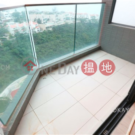 Lovely 3 bedroom on high floor with sea views & balcony | Rental