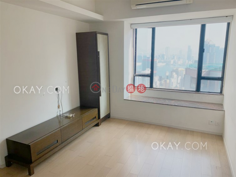Nicely kept 2 bedroom on high floor with harbour views | Rental | Ying Piu Mansion 應彪大廈 Rental Listings