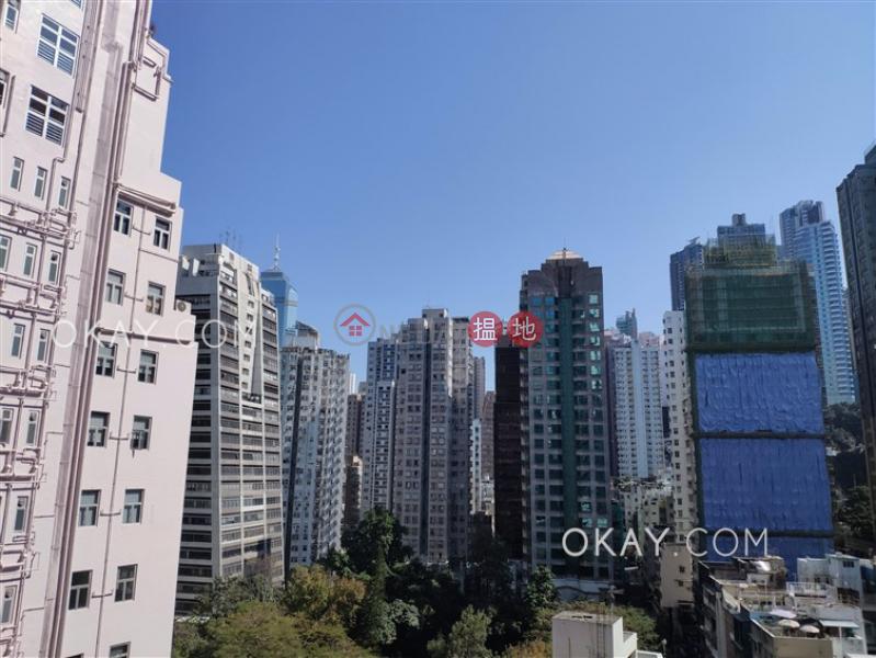 Tasteful 1 bedroom with balcony | Rental, One Pacific Heights 盈峰一號 Rental Listings | Western District (OKAY-R90785)