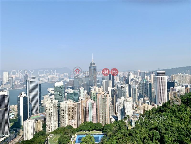 香港搵樓|租樓|二手盤|買樓| 搵地 | 住宅出租樓盤-4房4廁,實用率高,極高層,連車位峰景出租單位