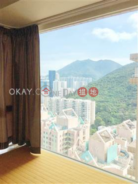 Elegant 3 bedroom on high floor with balcony | For Sale | La Place De Victoria 慧雲峰 Sales Listings