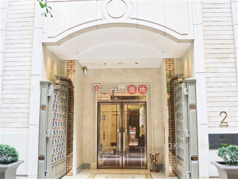 Nicely kept 1 bedroom on high floor with balcony | Rental | The Avenue Tower 2 囍匯 2座 Rental Listings