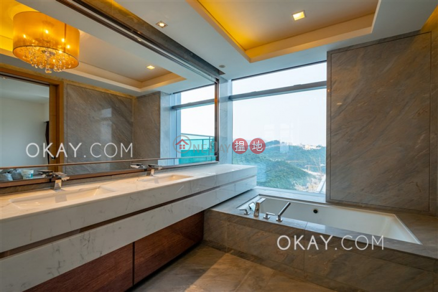 HK$ 145M | Larvotto | Southern District Rare 3 bed on high floor with harbour views & balcony | For Sale