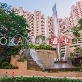 Beautiful 4 bedroom with balcony & parking | Rental|Parkview Corner Hong Kong Parkview(Parkview Corner Hong Kong Parkview)Rental Listings (OKAY-R59609)_0