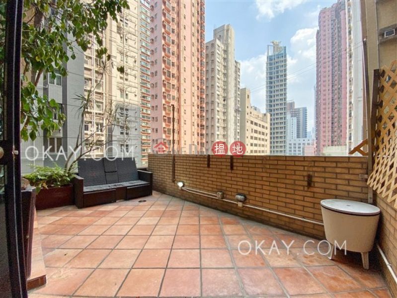 Lovely 1 bedroom with terrace | For Sale, 3 Ying Fai Terrace | Western District, Hong Kong Sales | HK$ 9.5M