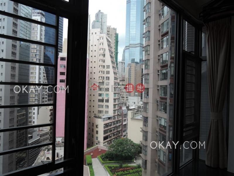 香港搵樓|租樓|二手盤|買樓| 搵地 | 住宅-出租樓盤2房1廁,實用率高荷李活華庭出租單位