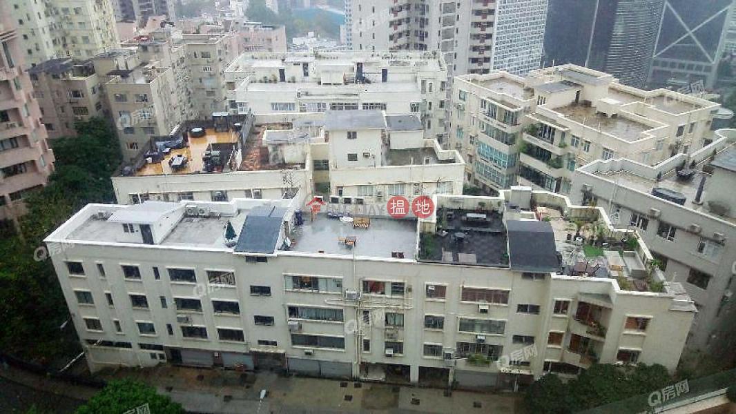 HK$ 4,000萬|寶雲山莊-中區中半山豪宅 清淨幽雅《寶雲山莊買賣盤》