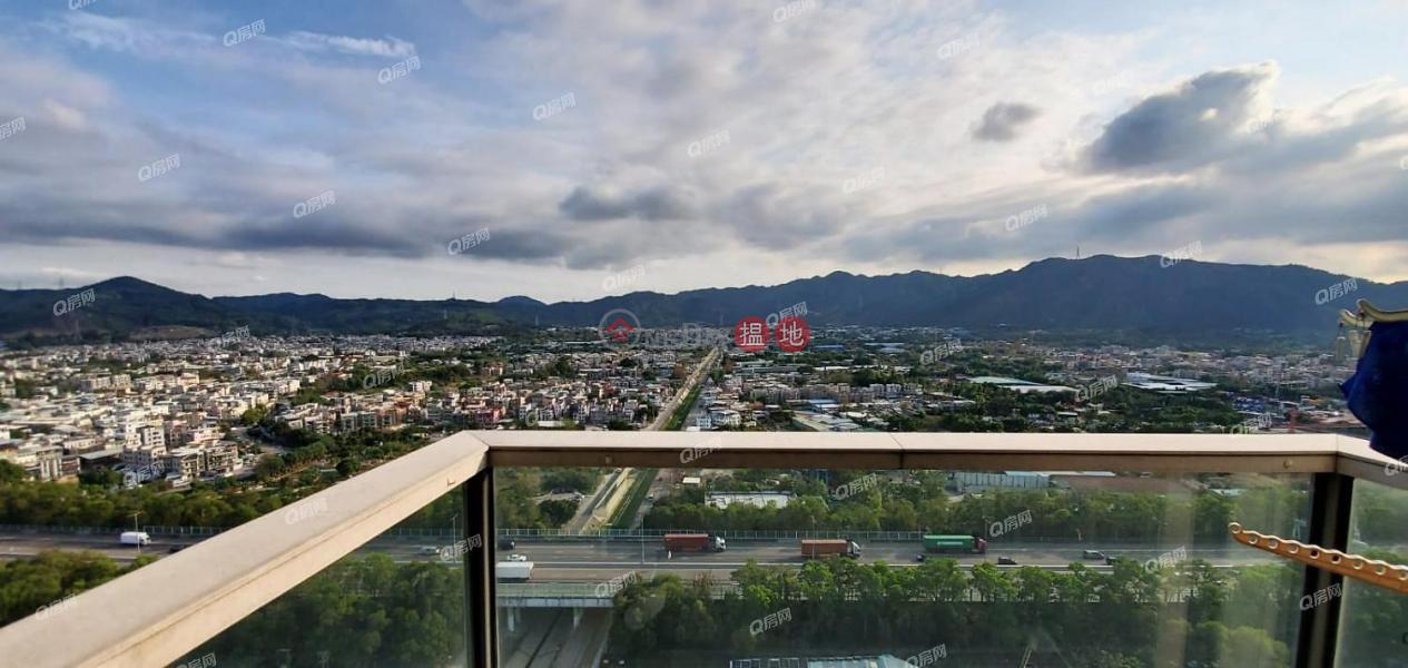 HK$ 2,200萬-溱柏 1, 2, 3 & 6座元朗-特式連大天台及大露台,再加二個車位,筍價,豪裝《溱柏 1, 2, 3 & 6座買賣盤》