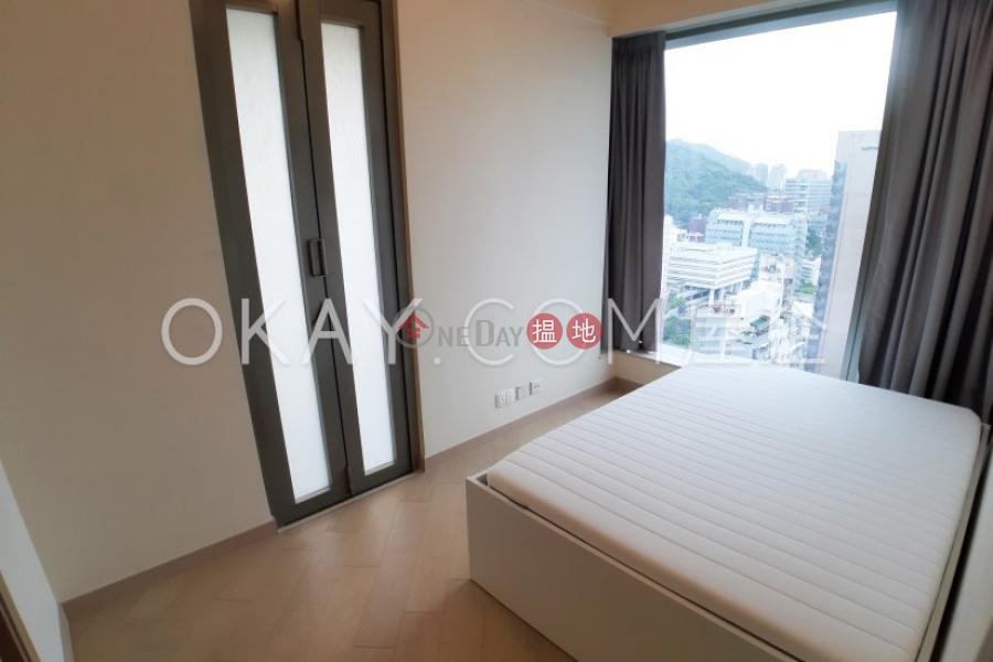 Popular 2 bedroom on high floor with balcony | Rental | King\'s Hill 眀徳山 Rental Listings