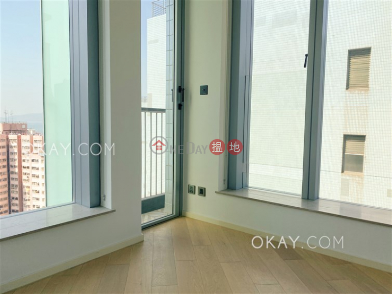 HK$ 27,000/ month | Artisan House, Western District | Practical 1 bedroom on high floor with balcony | Rental