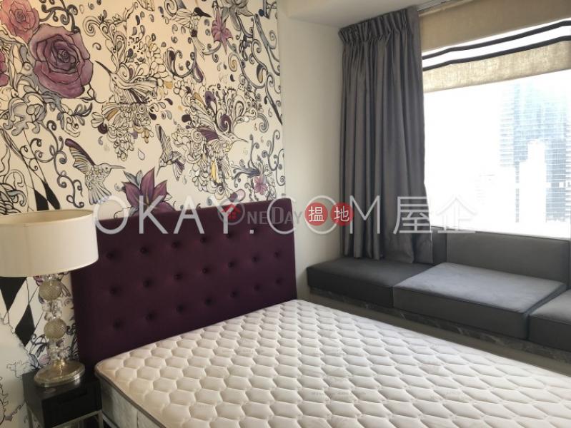 1房1廁,極高層,露台NO.1加冕臺出租單位 1加冕臺   中區-香港出租 HK$ 25,000/ 月
