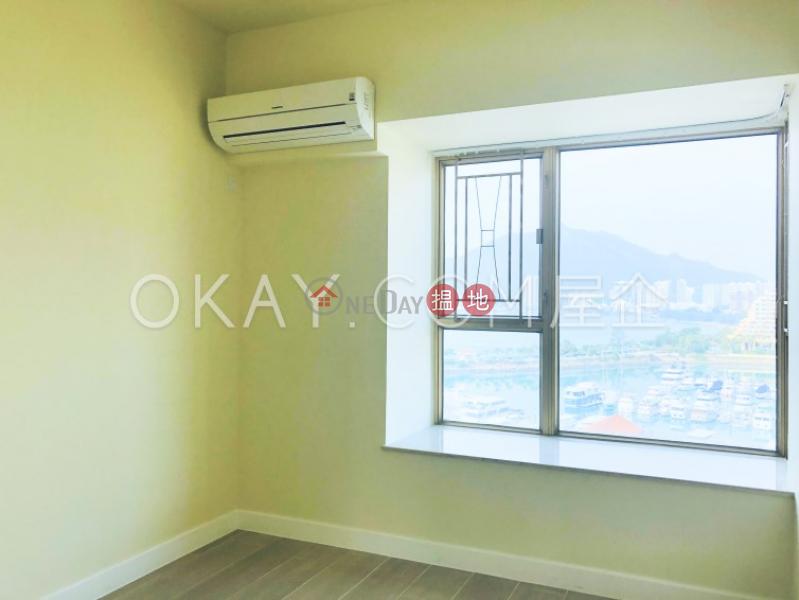 Unique 3 bedroom with sea views, balcony | Rental | Hong Kong Gold Coast Block 21 香港黃金海岸 21座 Rental Listings