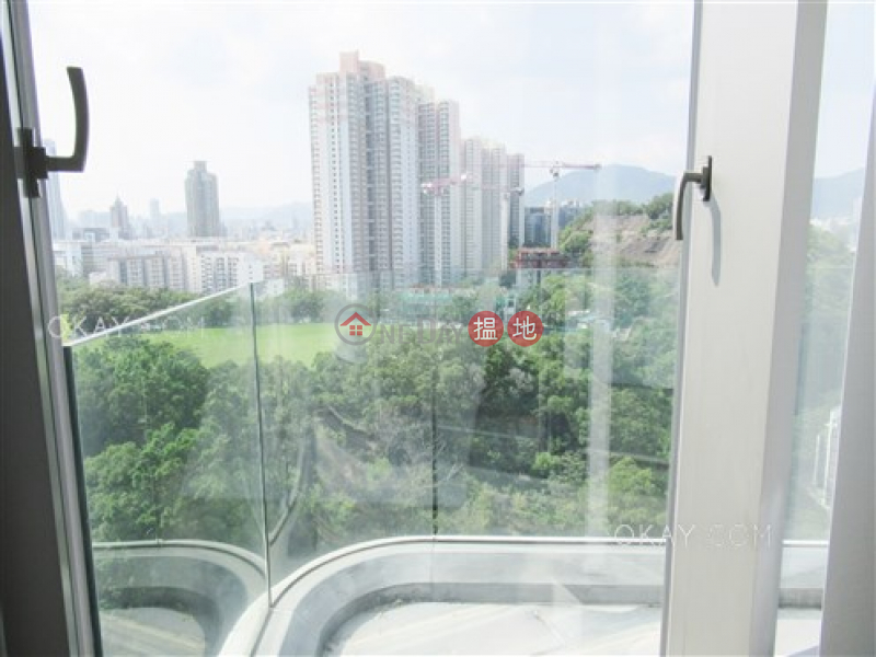 Charming 2 bedroom on high floor with balcony | Rental | Homantin Hillside Tower 2 何文田山畔2座 Rental Listings