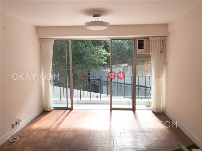 Tasteful 3 bedroom with balcony | Rental | 39 Kennedy Road | Wan Chai District, Hong Kong Rental, HK$ 34,000/ month