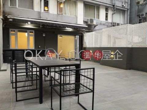 Practical studio with terrace | For Sale|Wan Chai DistrictUnique Tower(Unique Tower)Sales Listings (OKAY-S32341)_0