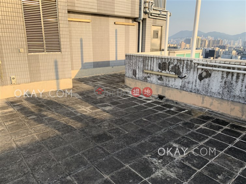 Lovely 3 bedroom on high floor with rooftop & balcony | Rental | GRAND METRO 都匯 Rental Listings