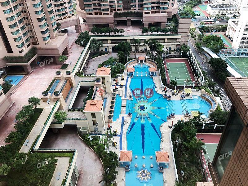 上車首選,內園靚景,實用兩房《藍灣半島 1座買賣盤》 藍灣半島 1座(Tower 1 Island Resort)出售樓盤 (QFANG-S88965)