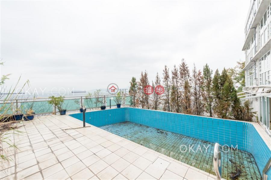 Unique 3 bedroom with balcony   Rental, Phase 2 Villa Cecil 趙苑二期 Rental Listings   Western District (OKAY-R8237)