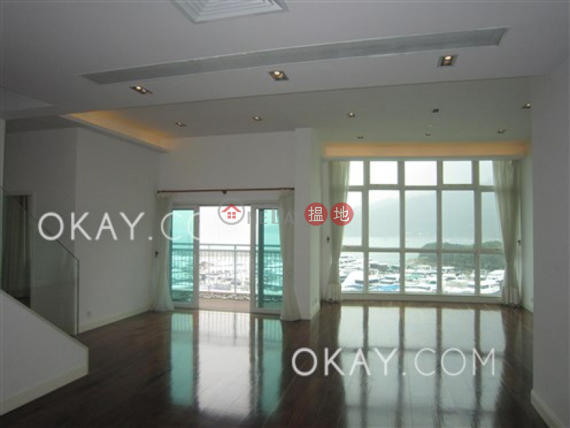 Property Search Hong Kong | OneDay | Residential, Rental Listings Efficient 5 bed on high floor with sea views & rooftop | Rental