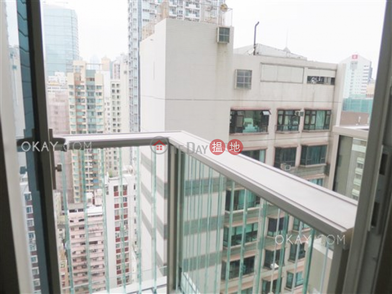 Property Search Hong Kong | OneDay | Residential Sales Listings | Cozy studio with balcony | For Sale