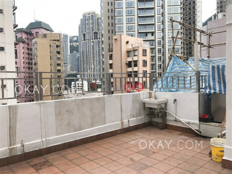 Property Search Hong Kong | OneDay | Residential | Sales Listings, Unique 1 bedroom on high floor with rooftop | For Sale