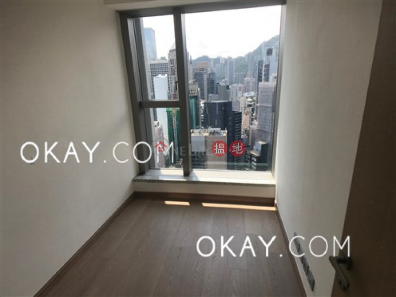 3房2廁,極高層,星級會所,露台《MY CENTRAL出租單位》23嘉咸街 | 中區-香港-出租-HK$ 50,000/ 月