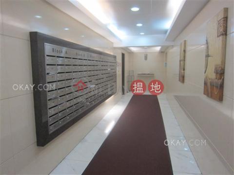 3房2廁,實用率高金堅大廈出租單位|金堅大廈(Kam Kin Mansion)出租樓盤 (OKAY-R96101)_0