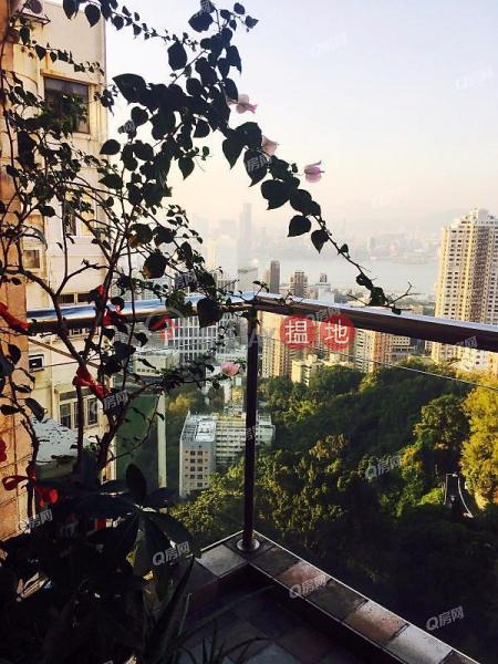 HK$ 65,000/ 月瑞士花園|灣仔區|海景,豪宅地段,有匙即睇,身份象徵《瑞士花園租盤》